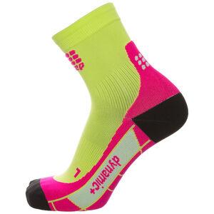 Short Socks Laufsocken Damen, Grün, zoom bei OUTFITTER Online