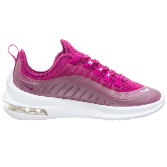 Air Max Axis Sneaker Damen, rot / weiß, zoom bei OUTFITTER Online