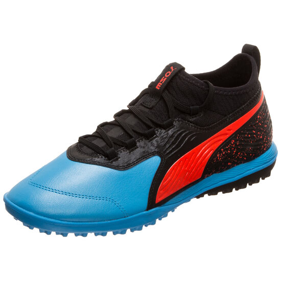 ONE 19.3 TT Fußballschuh Herren, blau / schwarz, zoom bei OUTFITTER Online