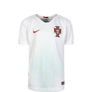 Portugal Stadium Trikot Away WM 2018 Kinder, Weiß, zoom bei OUTFITTER Online