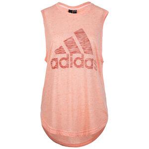Winners Muscle Trainingstank Damen, Pink, zoom bei OUTFITTER Online