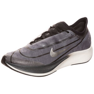 Zoom Fly 3 Laufschuh Damen, grau / schwarz, zoom bei OUTFITTER Online