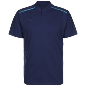 TeamCUP Casuals Poloshirt Herren, dunkelblau, zoom bei OUTFITTER Online