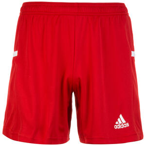Team 19 Knitted Short Damen, rot, zoom bei OUTFITTER Online