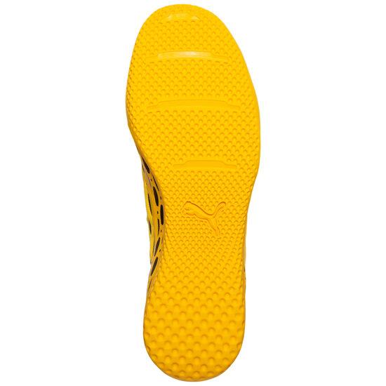 Future 5.3 NETFIT Indoor Fußballschuh Herren, gelb / schwarz, zoom bei OUTFITTER Online