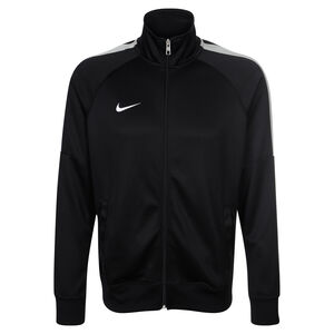 Team Club Trainingsjacke Herren, Schwarz, zoom bei OUTFITTER Online