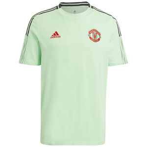 Manchester United T-Shirt Herren, mint / schwarz, zoom bei OUTFITTER Online