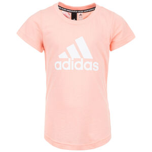 Must Haves Badge Of Sport Trainingsshirt Kinder, rosa / weiß, zoom bei OUTFITTER Online