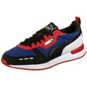 R78 Sneaker Herren, blau / rot, zoom bei OUTFITTER Online