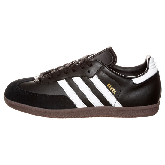 Samba Sneaker Herren, Schwarz, zoom bei OUTFITTER Online