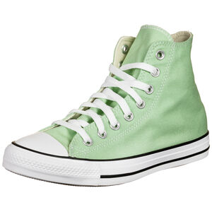 Chuck Taylor All Star Seasonal High Sneaker, grün / weiß, zoom bei OUTFITTER Online