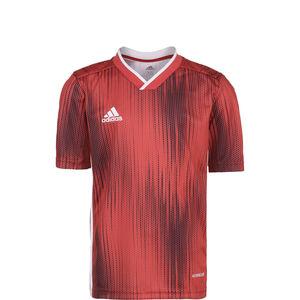Tiro 19 Fußballtrikot Kinder, rot / weiß, zoom bei OUTFITTER Online