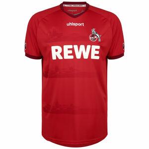 1. FC Köln Trikot Away 2020/2021 Herren, rot / weiß, zoom bei OUTFITTER Online