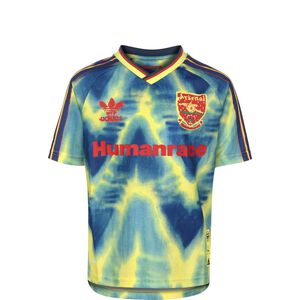 FC Arsenal Human Race FC Trikot Kinder, gelb / blau, zoom bei OUTFITTER Online