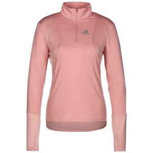 Own the Run Lauflongsleeve Damen, rosa, zoom bei OUTFITTER Online