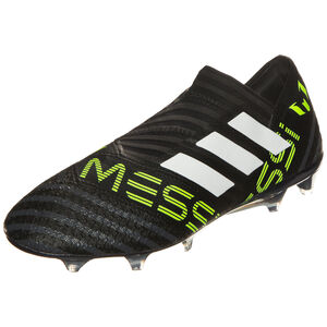 Nemeziz Messi 17+ 360Agility FG Fußballschuh Herren, Schwarz, zoom bei OUTFITTER Online