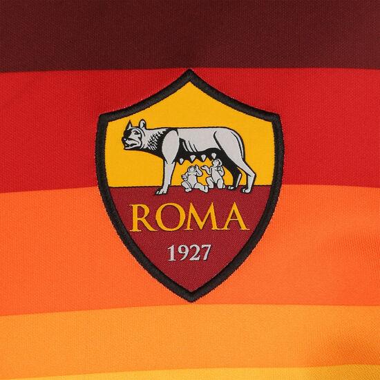 AS Rom Trikot Home Stadium 2020/2021 Herren, dunkelrot / gelb, zoom bei OUTFITTER Online