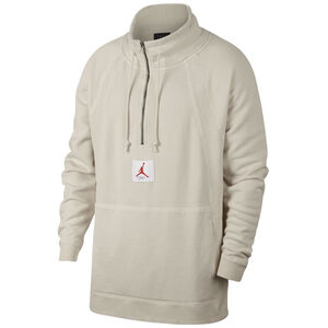 Wings Washed Sweatshirt Herren, beige, zoom bei OUTFITTER Online