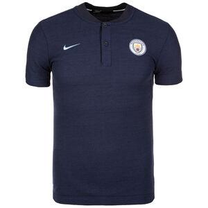 Manchester City Grand Slam Poloshirt Herren, Blau, zoom bei OUTFITTER Online
