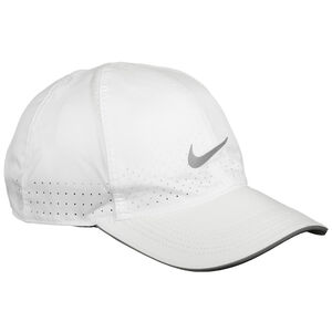 Dry Arobill Featherlight Snapback Cap, weiß, zoom bei OUTFITTER Online