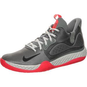 KD Trey 5 VII Basketballschuh, grau / korall, zoom bei OUTFITTER Online