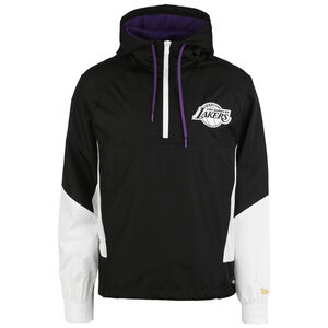 NBA Panel Los Angeles Lakers Windbreaker Herren, schwarz / weiß, zoom bei OUTFITTER Online