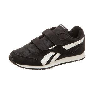 Royal Classic Jog Sneaker Kinder, schwarz / beige, zoom bei OUTFITTER Online