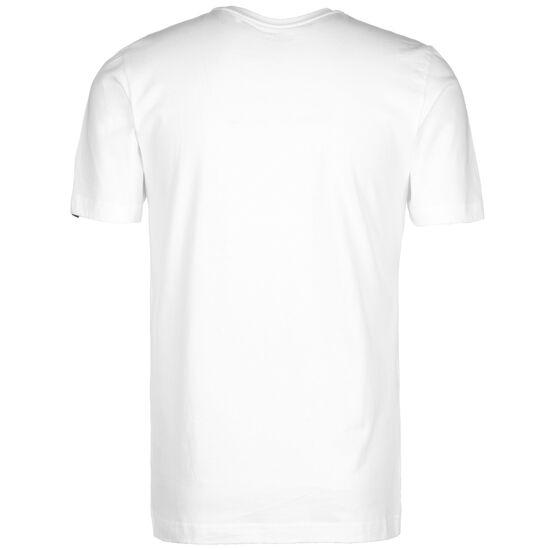 Stadion Graphic T-Shirt Herren, weiß / schwarz, zoom bei OUTFITTER Online