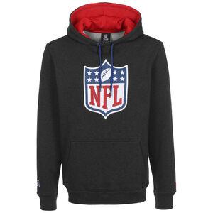 NFL Iconic Back to Basic Kapuzenpullover Herren, dunkelgrau / rot, zoom bei OUTFITTER Online
