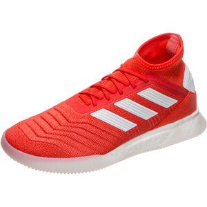 Predator 19.1 Trainers Street Sneaker Herren, rot / weiß, zoom bei OUTFITTER Online