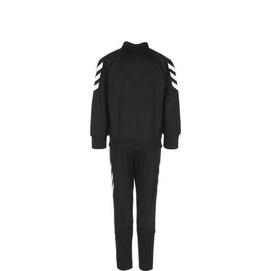 XFG Trainingsanzug Kinder, schwarz / weiß, zoom bei OUTFITTER Online