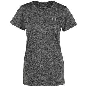 Tech SSC Twist Trainingsshirt Damen, schwarz / silber, zoom bei OUTFITTER Online
