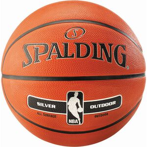 NBA Silver Outdoor 6 Basketball, , zoom bei OUTFITTER Online