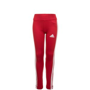 Training Equipment 3-Stripes Trainingstight Kinder, rot, zoom bei OUTFITTER Online