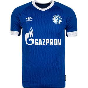 FC Schalke 04 Trikot Home 2018/2019 Herren, Blau, zoom bei OUTFITTER Online
