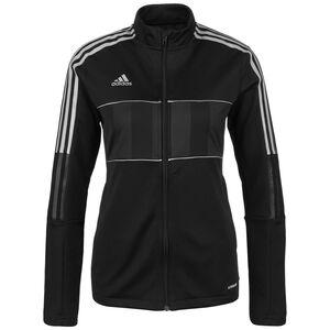 Tiro Reflective Trainingsjacke Damen, schwarz / weiß, zoom bei OUTFITTER Online