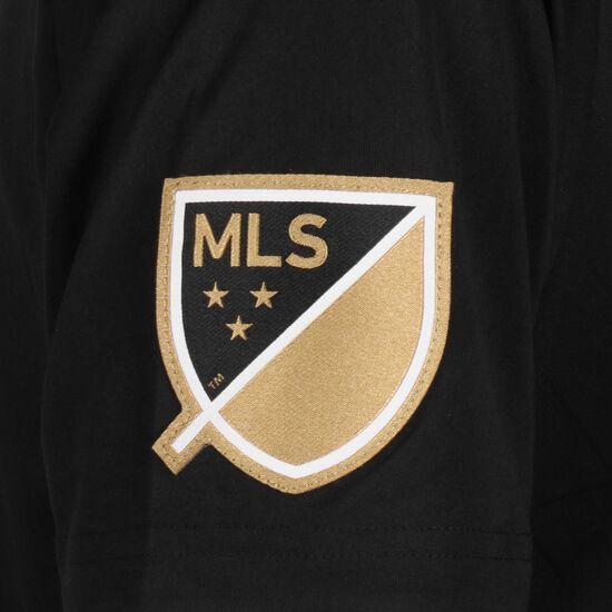 Los Angeles FC Trikot Home 2019/2020 Herren, schwarz / gold, zoom bei OUTFITTER Online