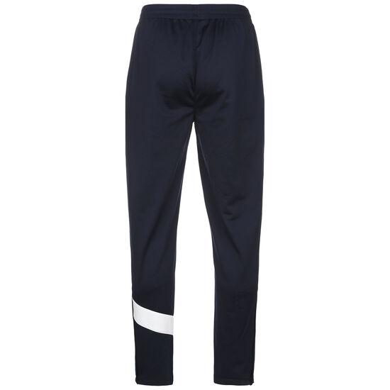 Knitted Trainingshose Herren, dunkelblau / weiß, zoom bei OUTFITTER Online