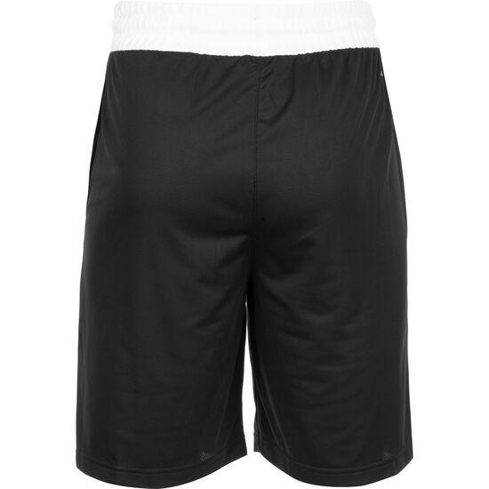 Sport 3-Streifen Trainingsshort Herren, schwarz / weiß, zoom bei OUTFITTER Online