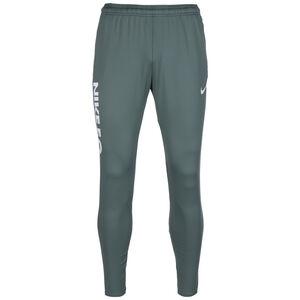 F.C. Essential Fußballhose Herren, graugrün / weiß, zoom bei OUTFITTER Online