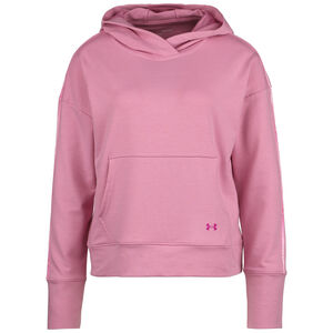 Rival Terry Taped Kapuzenpullover Damen, rosa, zoom bei OUTFITTER Online