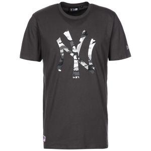 MLB New York Yankees Camo T-Shirt Herren, grau, zoom bei OUTFITTER Online