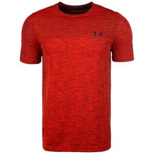 HeatGear Threadborne Vanish Trainingsshirt Herren, rot, zoom bei OUTFITTER Online