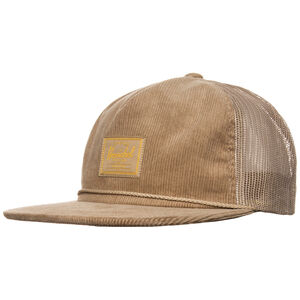 Whaler Mesh Snapback Cap, beige, zoom bei OUTFITTER Online