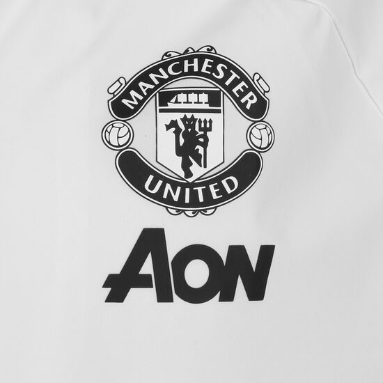 Manchester United All Weather Jacke Herren, weiß, zoom bei OUTFITTER Online