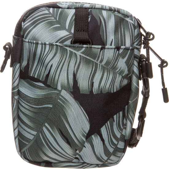 Cruz Cross Body Tasche, anthrazit / grün, zoom bei OUTFITTER Online