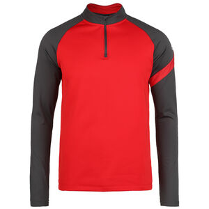 Dry Academy Pro Longsleeve Herren, rot / anthrazit, zoom bei OUTFITTER Online