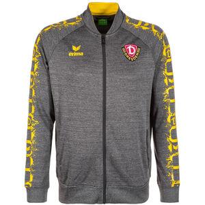 SG Dynamo Dresden Graffic 5-C Trainingsjacke Herren, Grau, zoom bei OUTFITTER Online