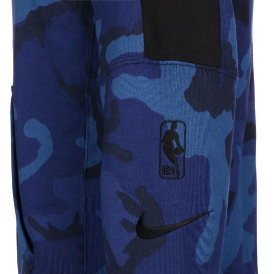 NBA Golden State Warriors AOP Kapuzenpullover Herren, blau / schwarz, zoom bei OUTFITTER Online
