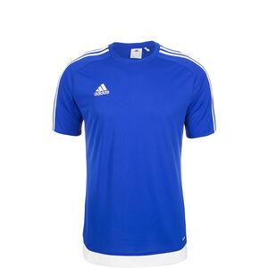 Estro 15 Fußballtrikot Kinder, blau / weiß, zoom bei OUTFITTER Online